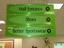 Wayfinding Signs (Directional)