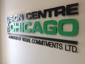 the sign centre chicago